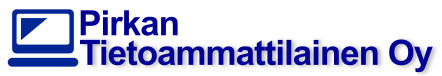 Pirkan Tietoammattilainen Oy Logo